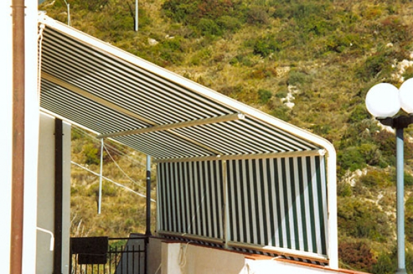 Tende a veranda Estate Inverno